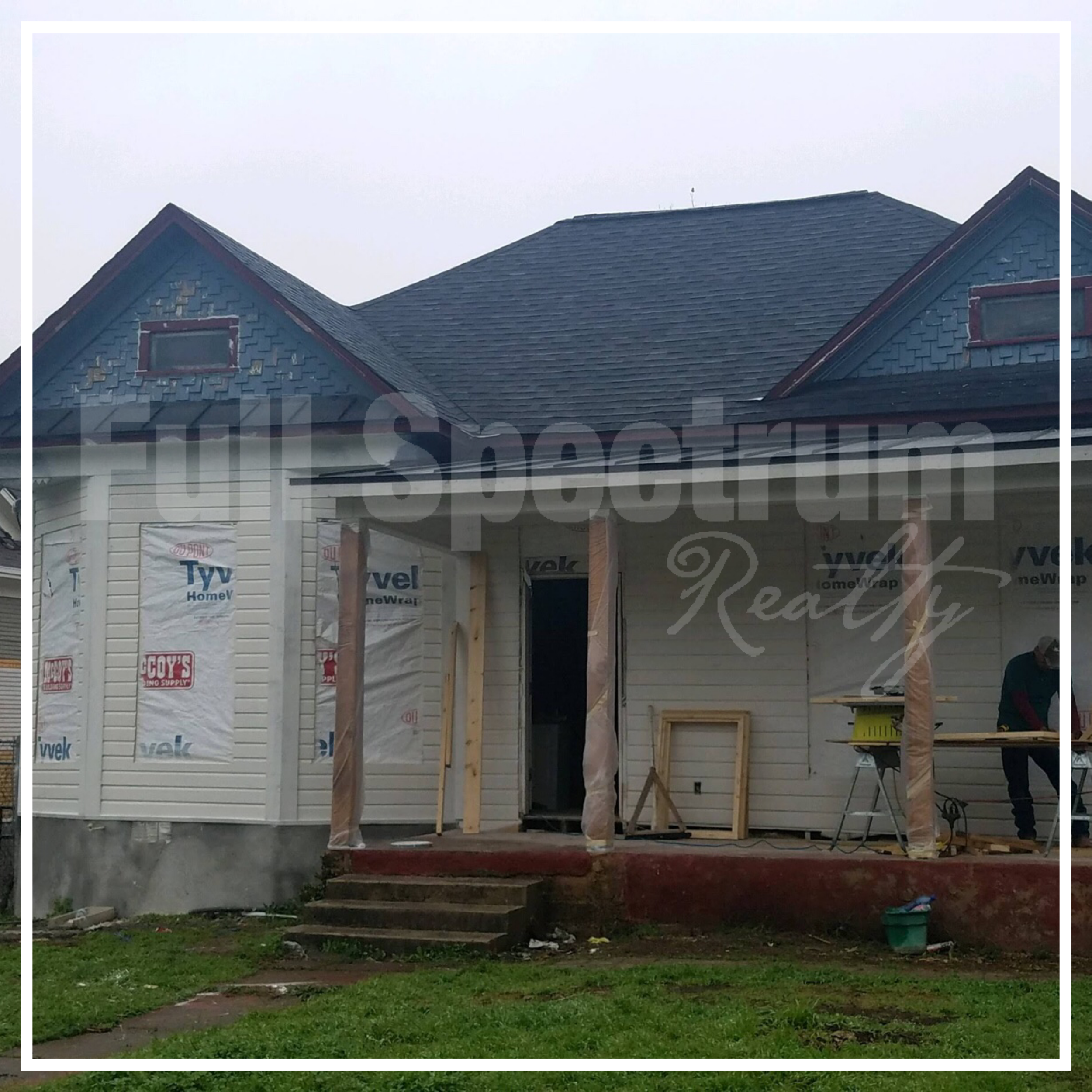 historical home exterior painting
