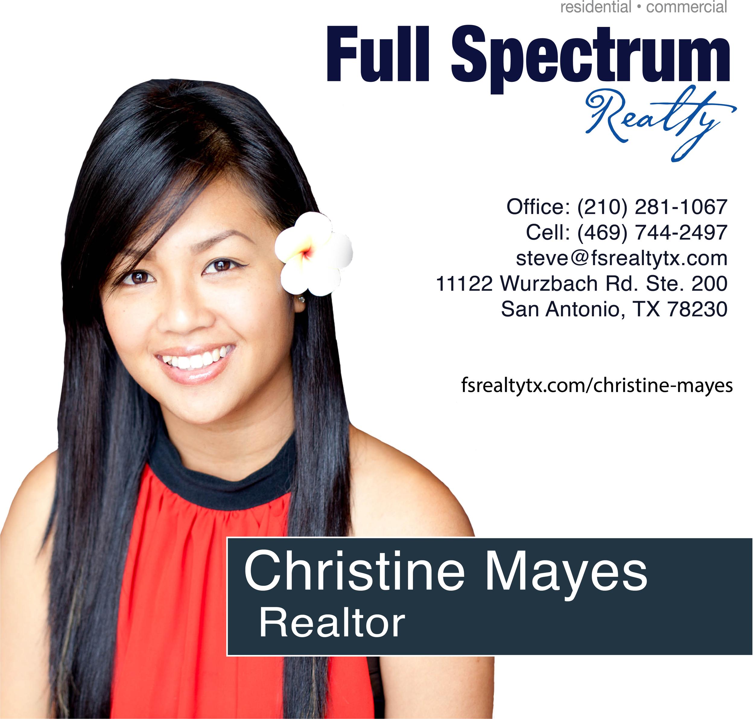 Christine Mayes