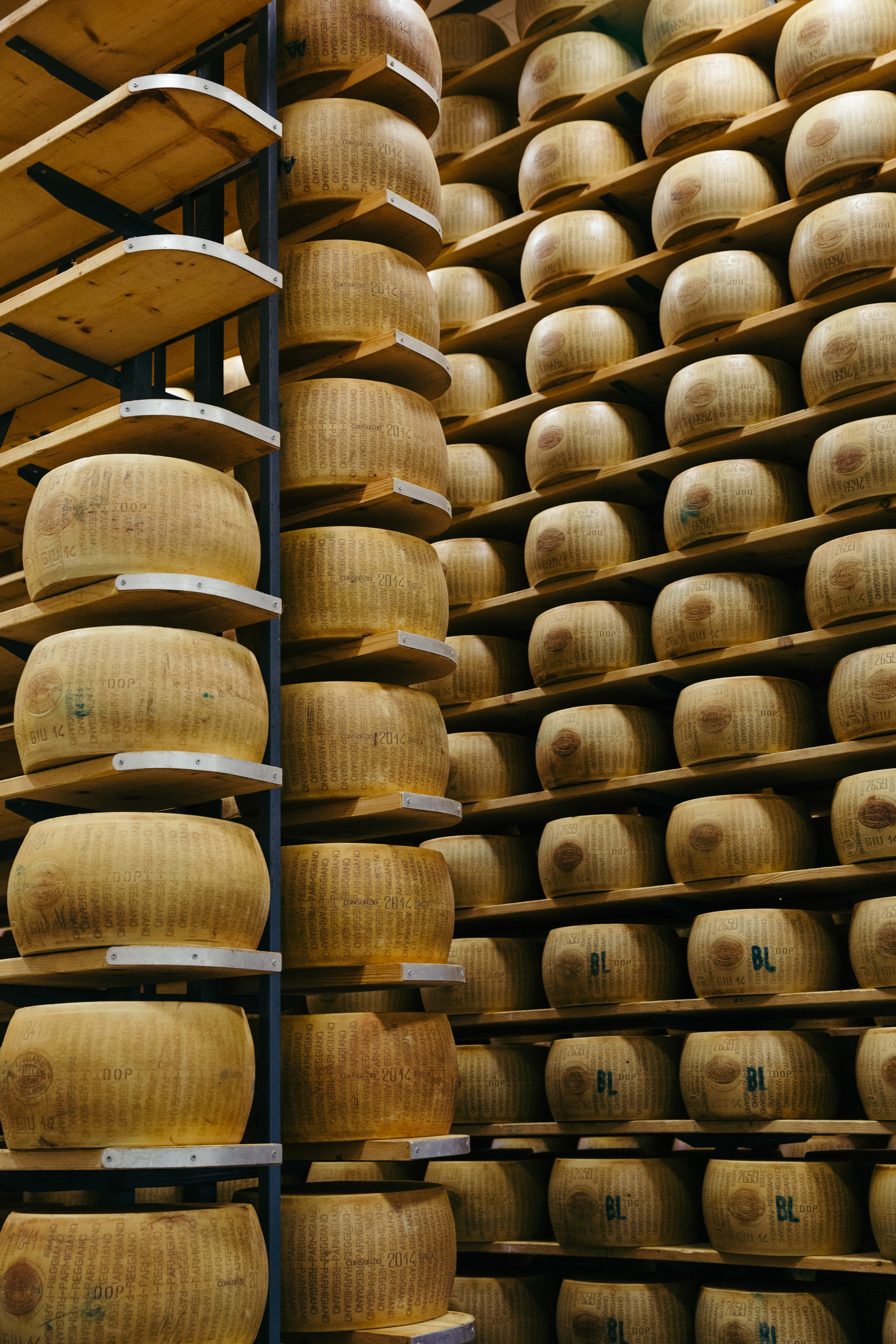 Not a Commodity - The consorzio that unites Parmigiano Reggiano makers and protects their cheese's recipe has, by almost any measure, done an amazing job. They have created the single most admired—and eaten—cheese in the world. In doing so, however, they have removed the identity of the maker and ager, giving the appearance that it's a commodity.