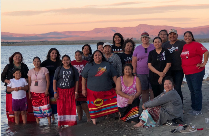 Airlift fund  Progressive Leadership Alliance of Nevada  is registering Native Americans to vote on 23 tribal lands in NV.