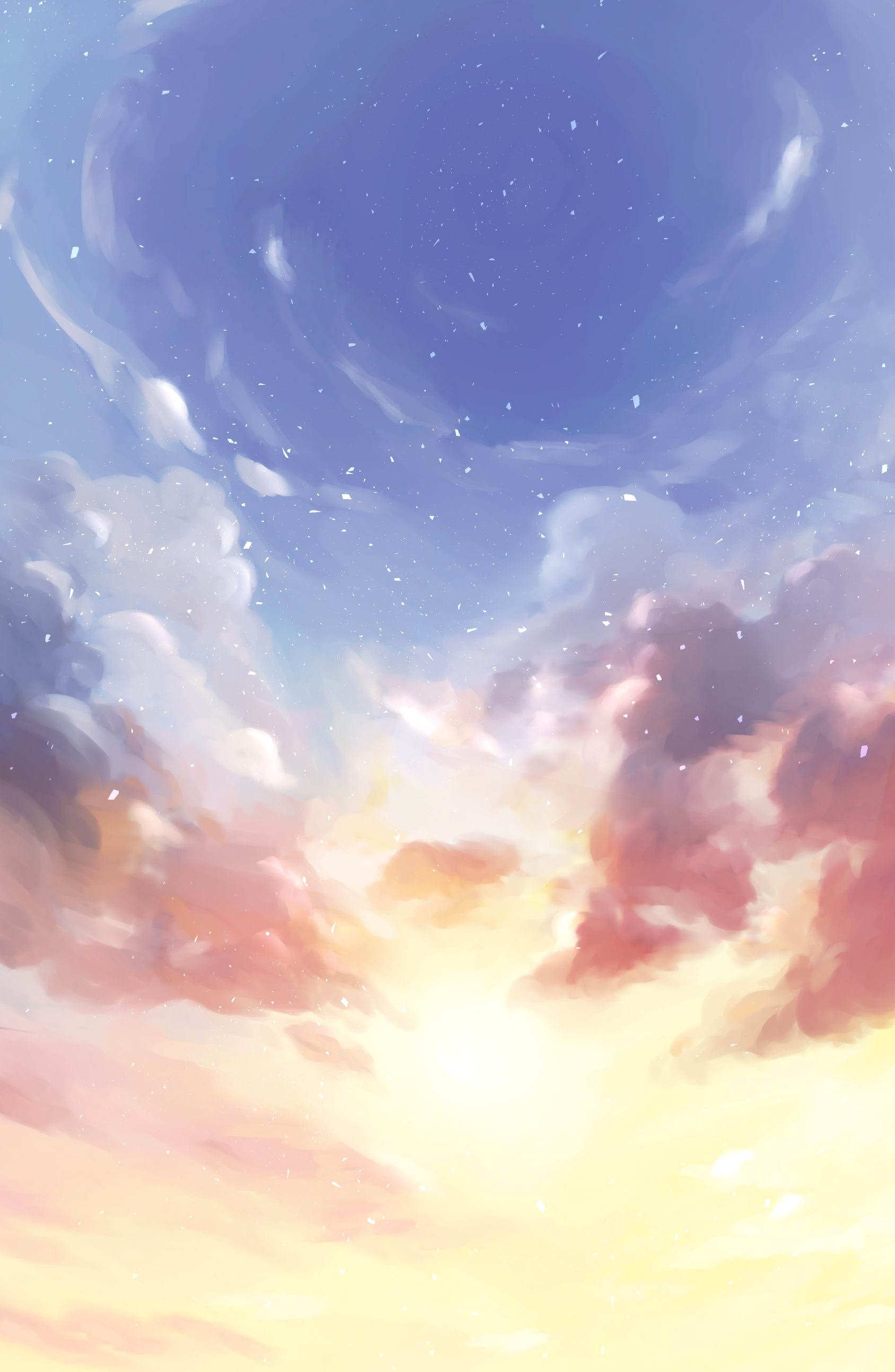 skies . sunrise 01