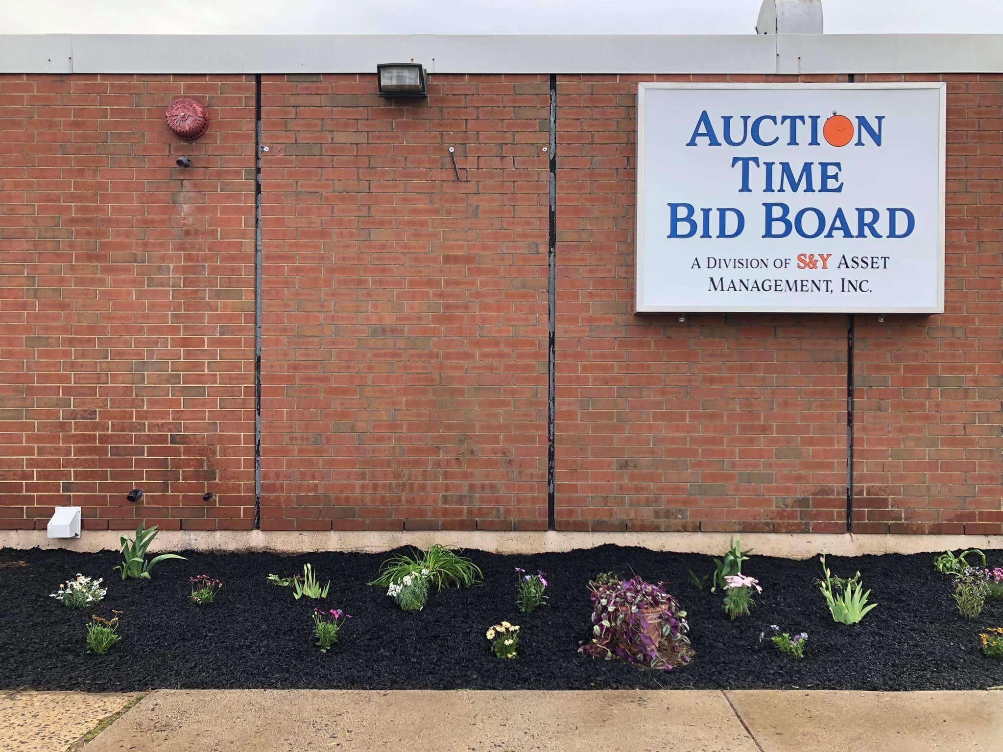 Building Supplies Auction