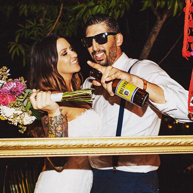 Jeni and Oscar Castro