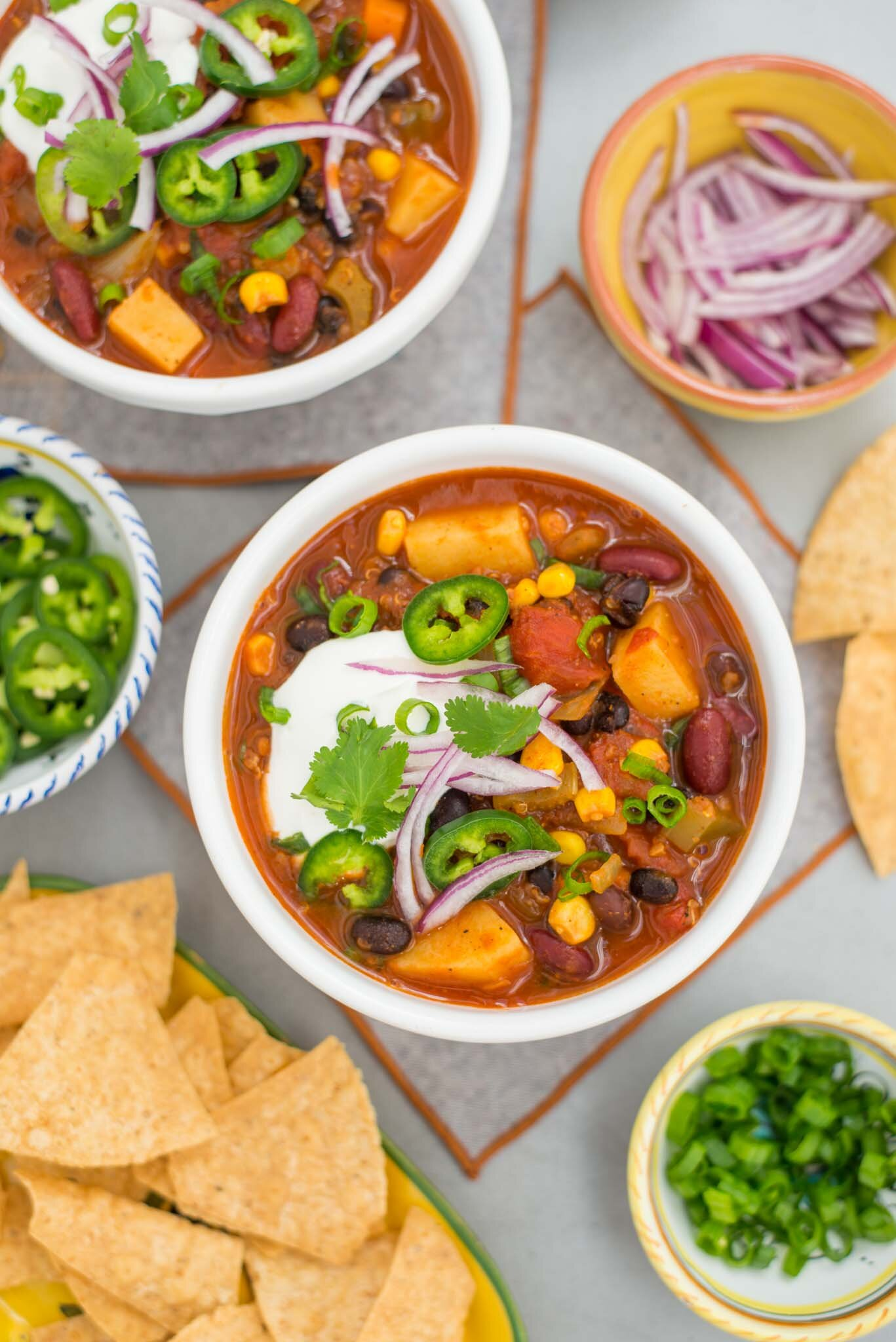Mixed & Measured   Vegetarian Chili-7.jpg
