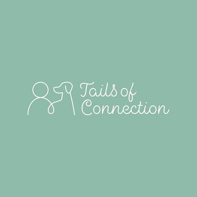 So excited to share the final logo for @tailsofconnection - a community for dog owners and dog training. Those that know me know that I'm obsessed with dogs so this was one of those logos that I had so much fun with! So happy with how it turned out ✨ . . . #finallogo #doglogo #logodesigner #brandingdesigner #dogobsessed #santabarbaradesigner #logodesign #santabarbara #patterndesign #brandingstudio