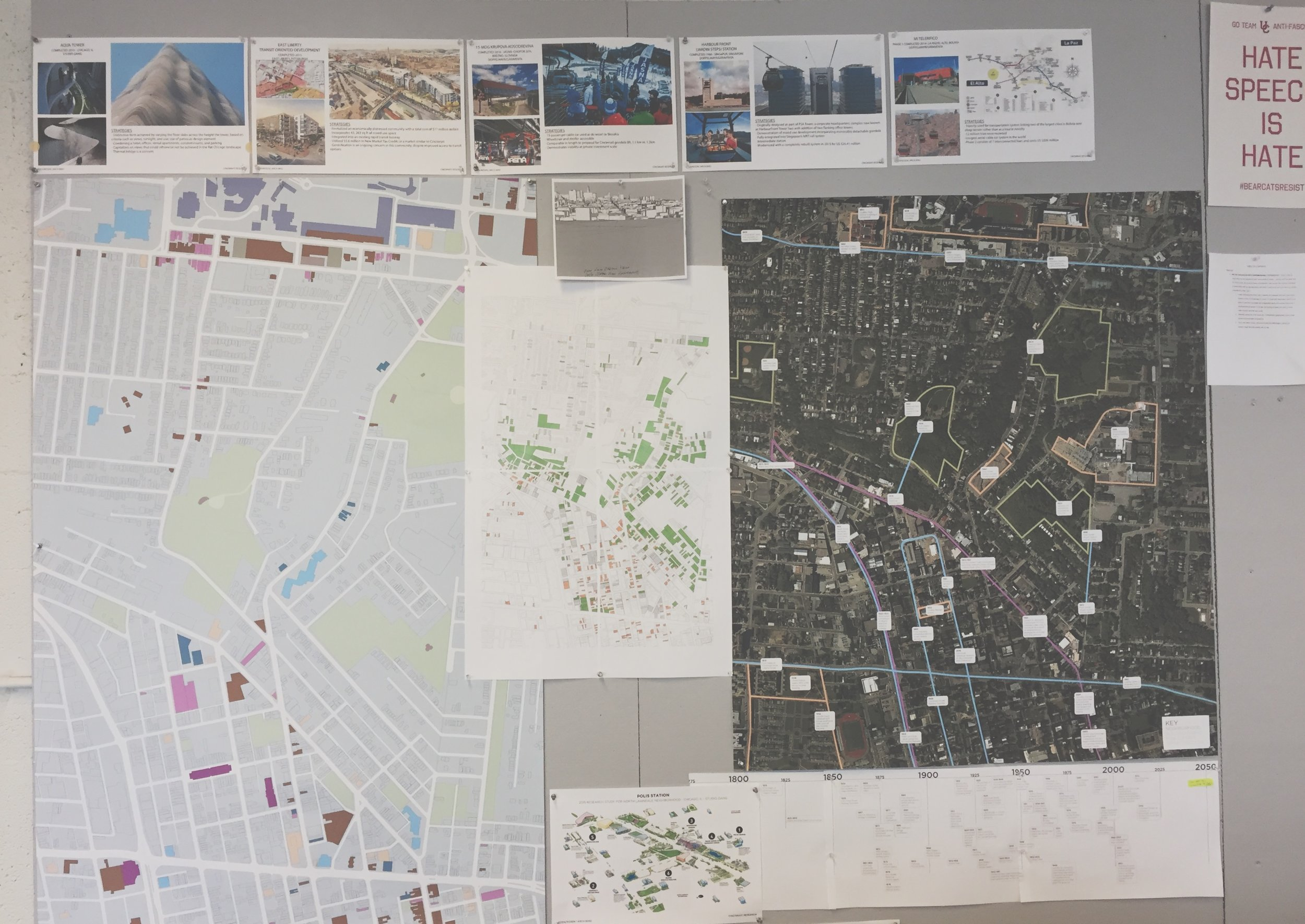 M.ARCH THESIS: UPTOWN AND OTR