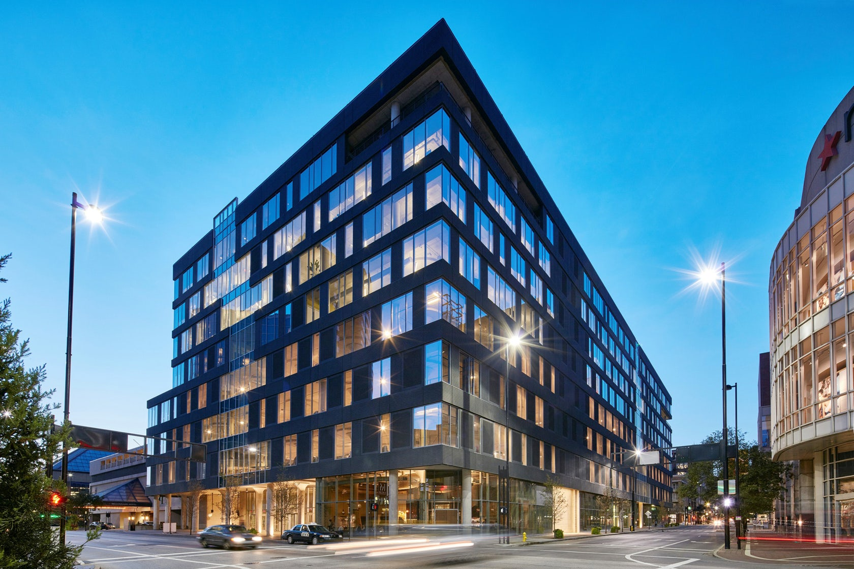 84.51˚ - 100 W 5th St, Cincinnati, OH 45202Gensler (Chicago), completed 2015