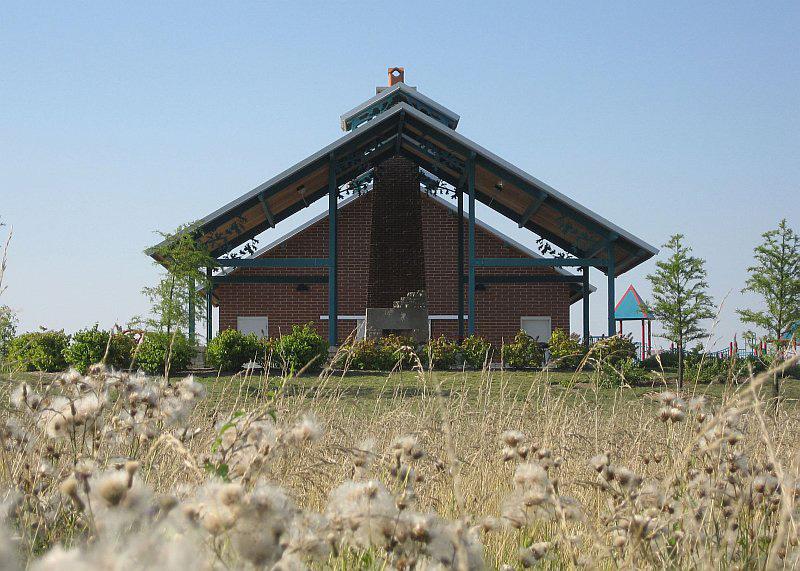 otto armleder park - 5057 Wooster Pike, Cincinnati, OH 45227Glaserworks, Human Nature Inc., completed 2005