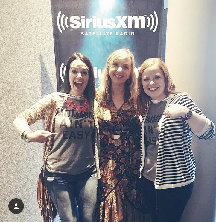 Here we are with Mindy minutes after we met DOLLY!!!
