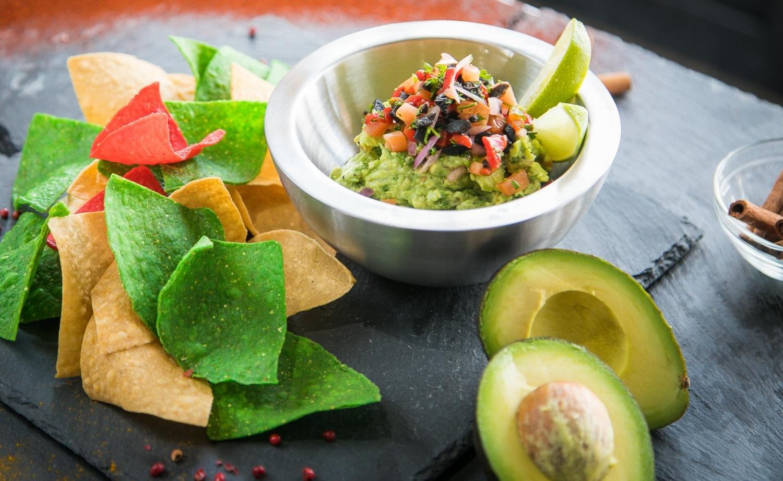 Mixed Green Avocado Salad