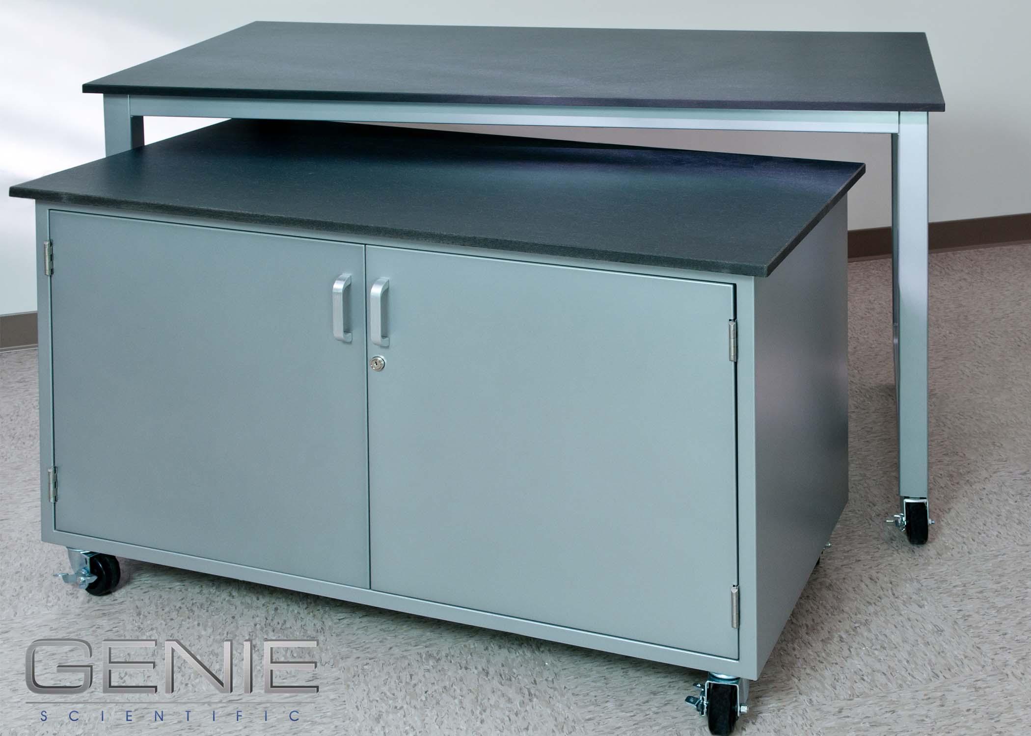 GenieScientific_TableMobileCabinet.jpg
