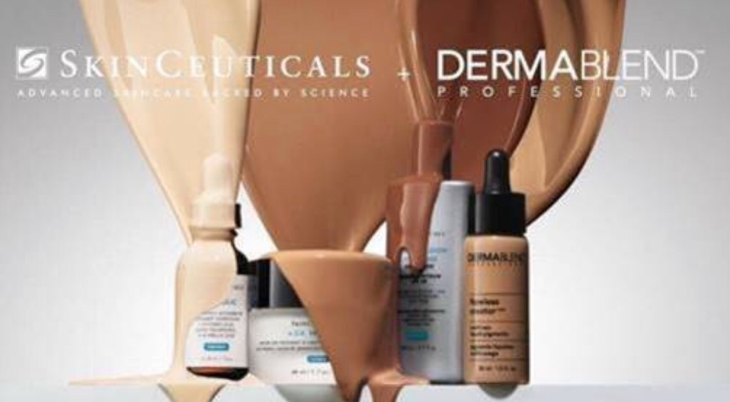 DermaBlend - Powerful Makeup For All