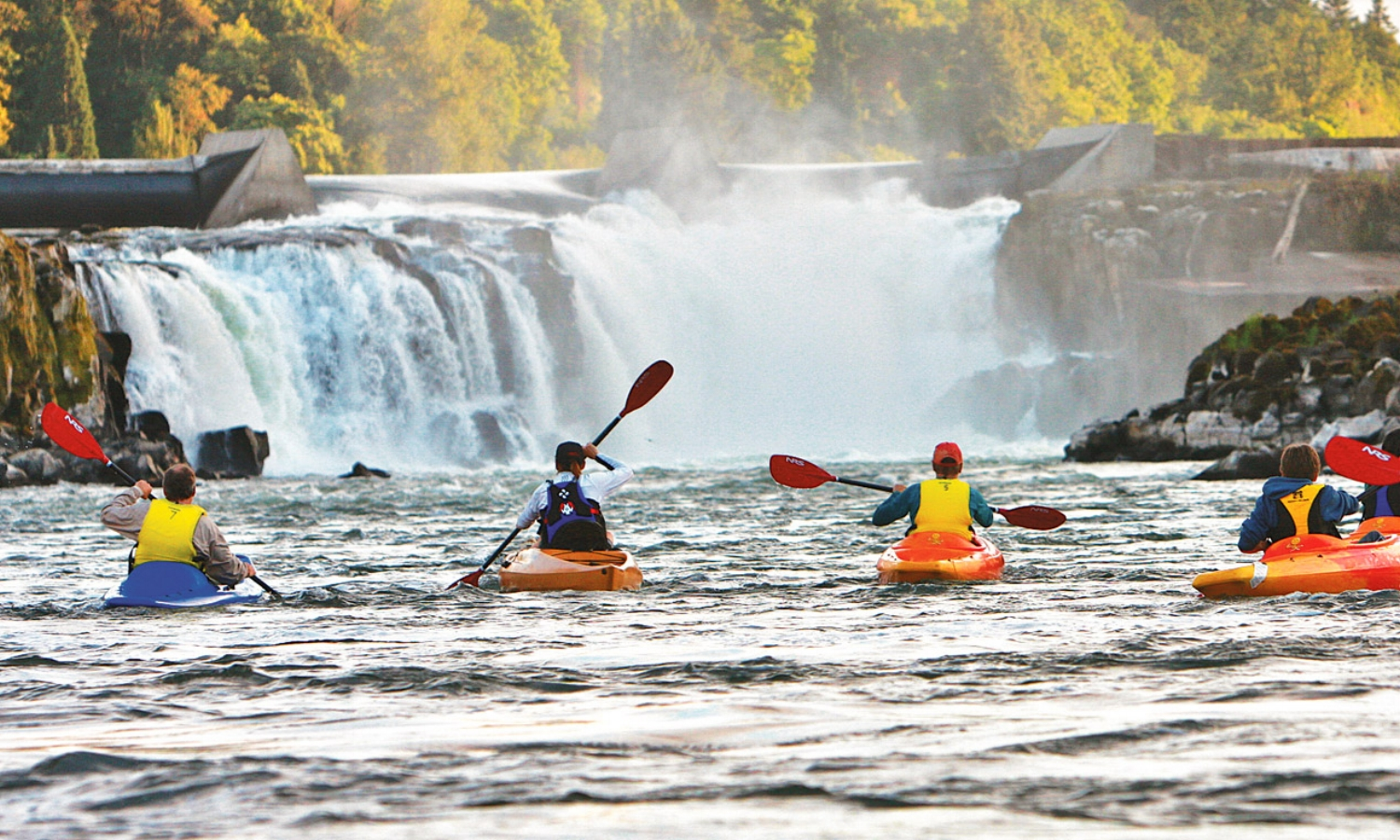 TOP WAYS TO GET OUTSIDE - What really sets this mini-metropolis apart is its instant access to the Pacific Northwest's jaw-dropping, seemingly untouched landscapes.