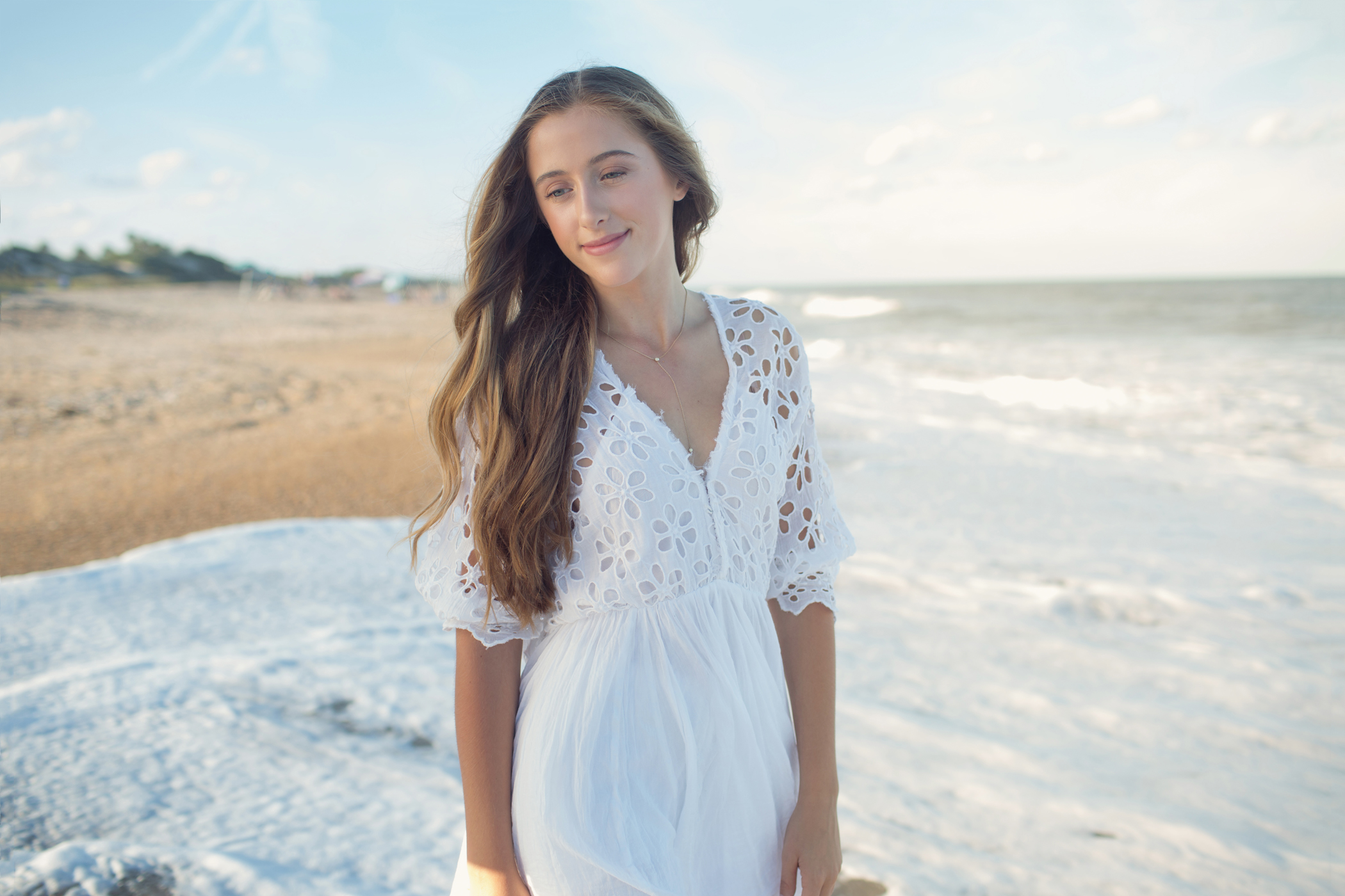 ponte vedra senior photos