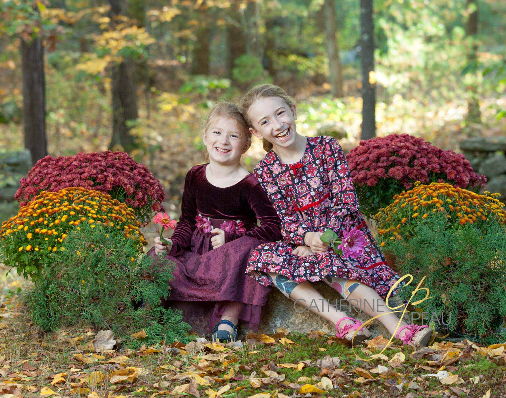 Catherine Pfau Photography Family Portraits