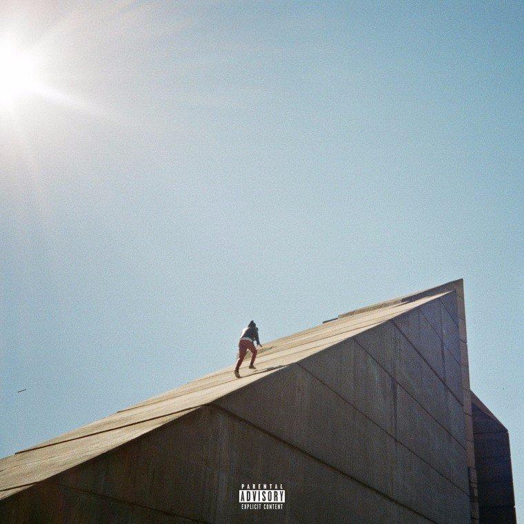 "Cover of Daniel Caesar's ""Freudian"" album"