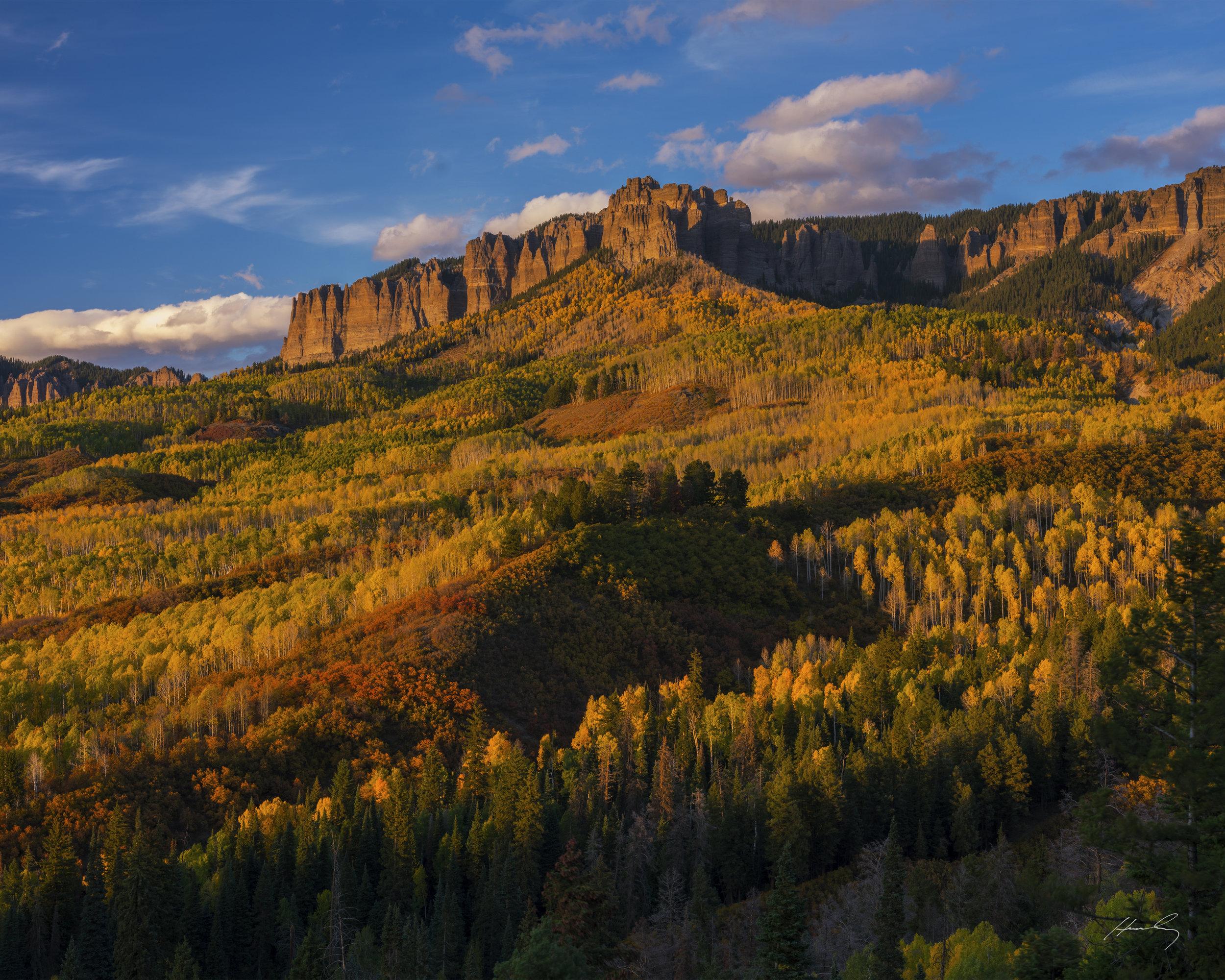 """Majestic"" Ridgeway, Colorado"