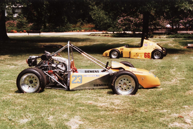 1990-1991: Car 23