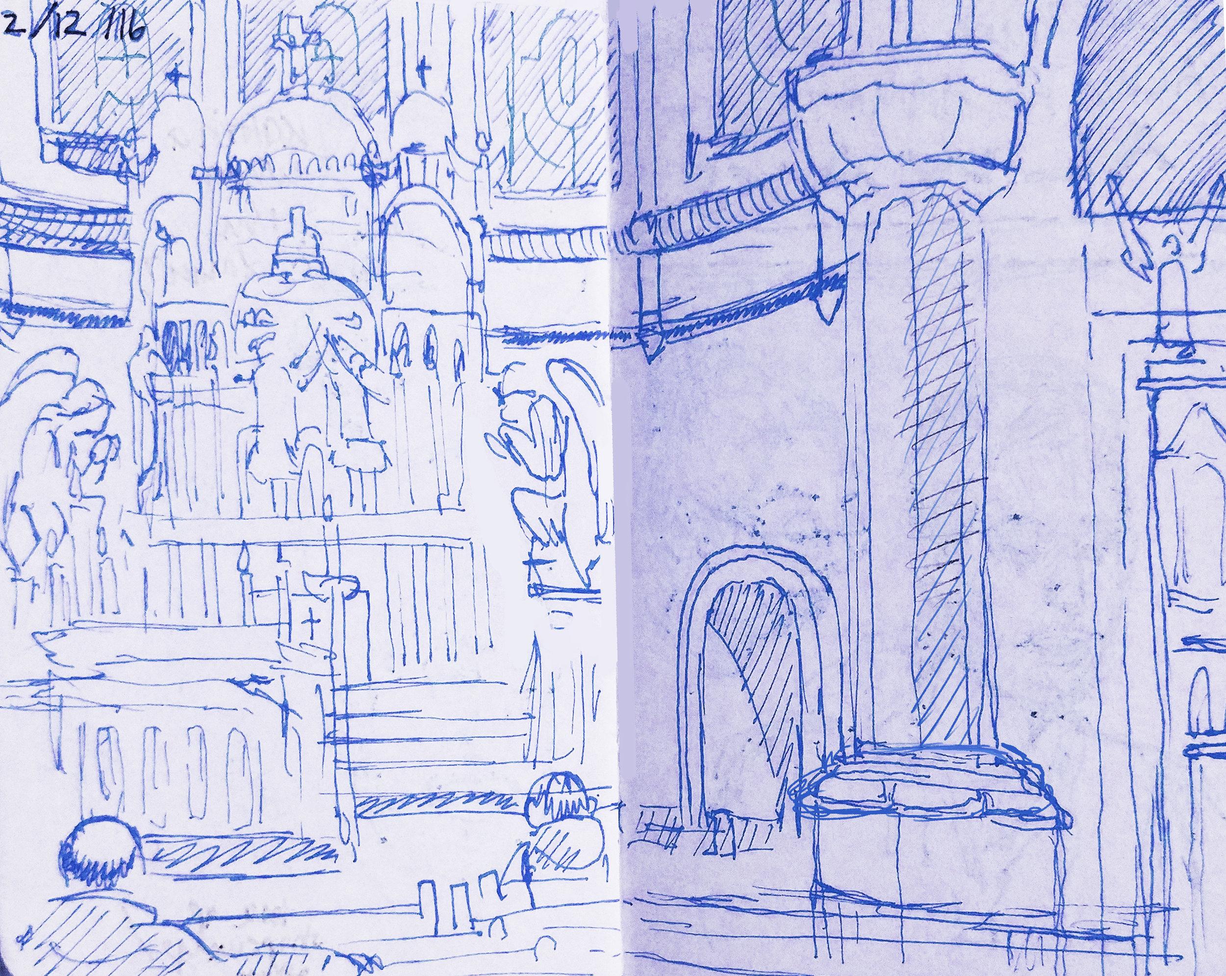 blind contour - church sketch.jpg