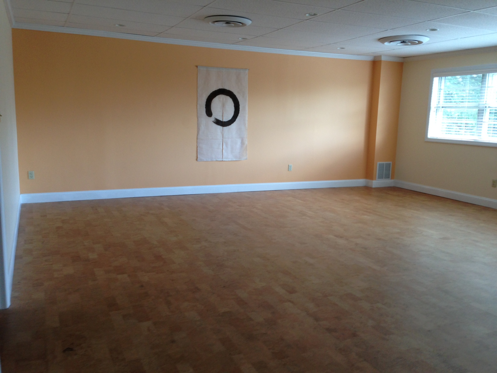 """The Dharma Room - 525 Square Feet (21'5"""" x 24'5"""")"""