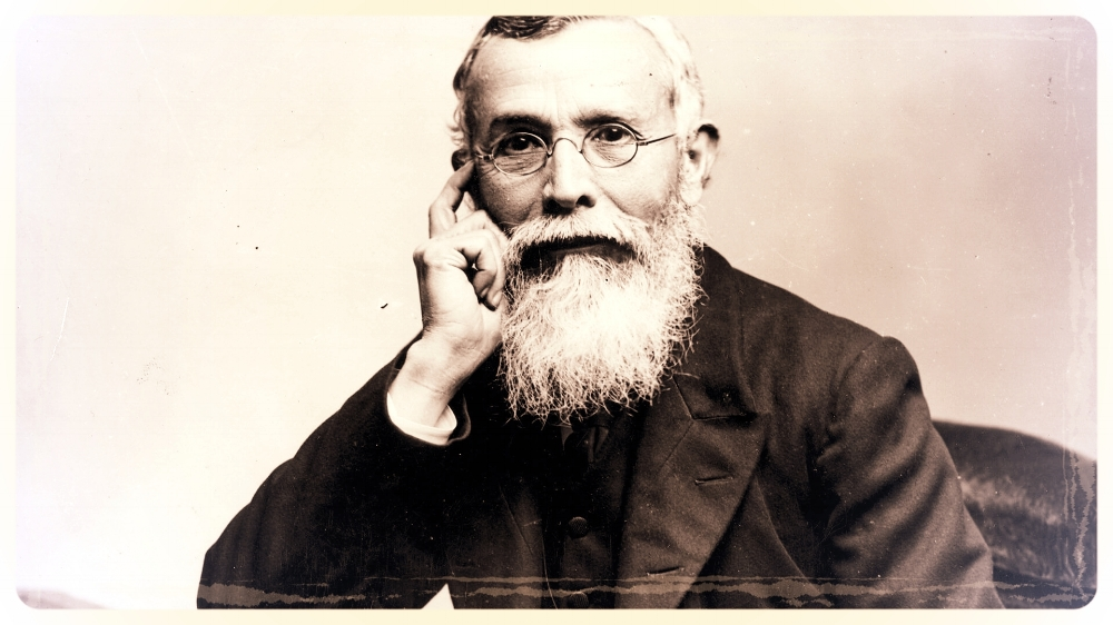 Featured: Dadabhai Naoroji, Indian nationalist politician and founder of the 'drain theory'.