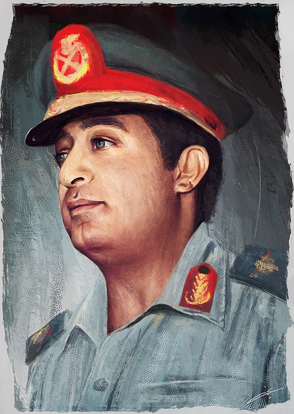 Former Yemeni President Ibrahim al Hamdi (1974-77), assassinated most likely at the behest of Saudi Arabia