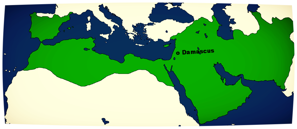 The Ummayad Caliphate, Islam's first Arab superpower, represents wealth and prosperity to some, tyranny and persecution to others. The Zaydis name themselves after Zayd ibn Ali whose rebellion shook the empire.