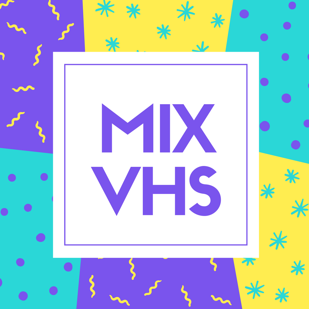 Week 063 - Are you ready for the weekend a day early? You know we are. Our MIX/VHS contributors pulled together a sweet lil' mix of what they've been watching lately for you to relax & watch & pretend like work on Friday is not a thing that will be happening in your life tomorrow! Enjoy Enjoy Enjoy!!