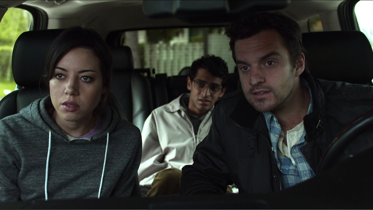 Safety Not Guarenteed - WATCH THE TRAILER HERE!I'll be recommending another old one for this week because it's one of my all-time favorite movies. Safety Not Guaranteed (2012) follows a group of news reporters who are trying to track down a man named Kenneth (played by Mark Duplass) who's placed an ad in the local paper, looking for a partner to travel back in time with him: enter a girl named Darius (played by Aubrey Plaza). Safety Not Guaranteed is an unbelievably touching, quirky and hilarious movie that puts a unique spin on the typical romantic comedy. Not only does it have all of those gold-star characteristics, but it goes without saying that it has great writing, direction and casting. So, if you haven't seen this one yet, definitely give it a watch.- Zoe