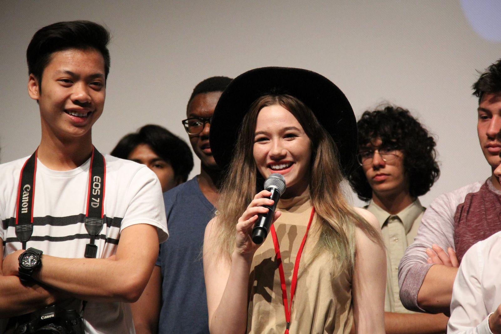 Loud & Clear Youth Film Fest