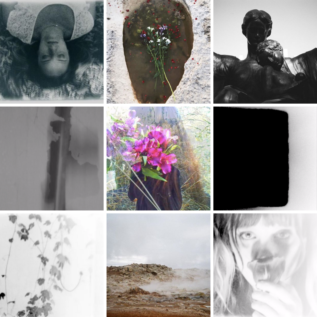 Images c/o of Faiza Kracheni, personal work mixed with student work through ASoF ~ 2018-2019