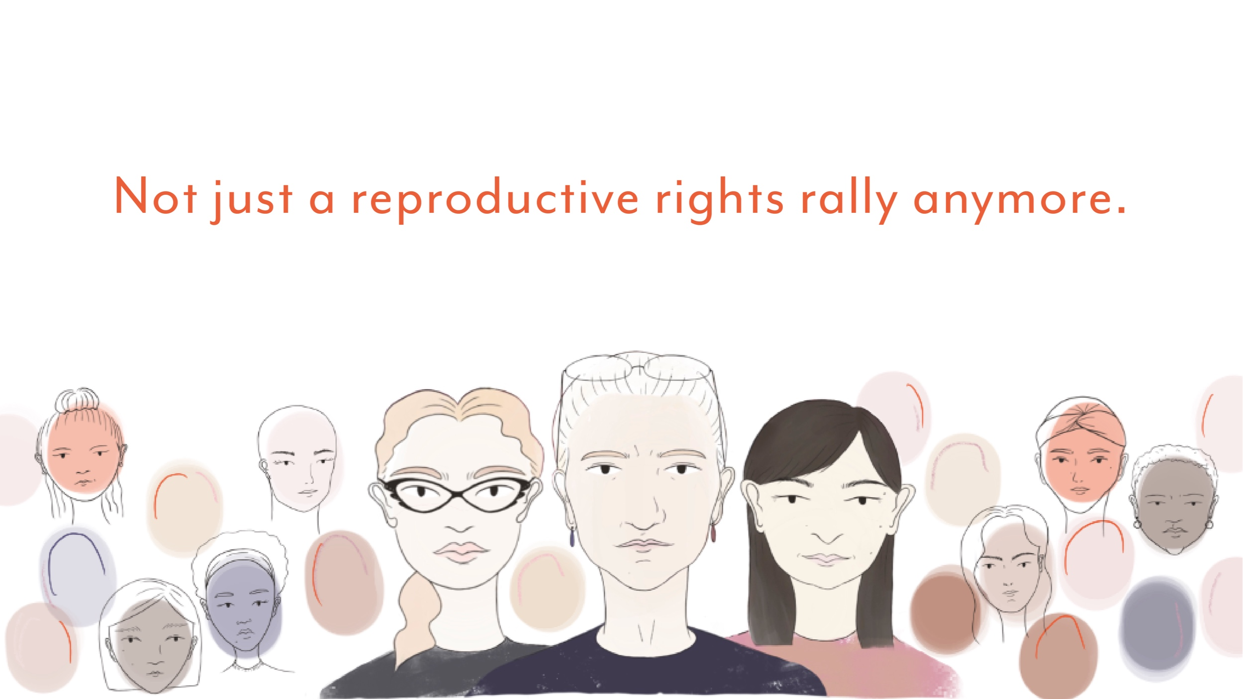 CITIZEN — not just a reproductive rights rally anymore