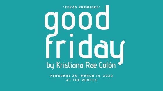 good friday (by Kristiana Rae Colón)