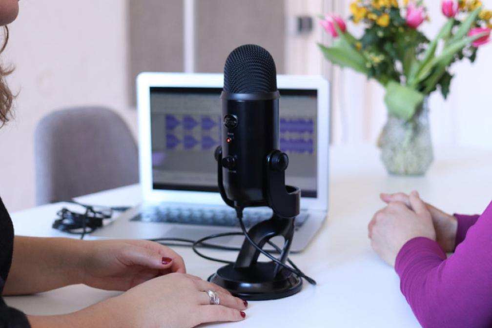 Podcasting & Audio Storytelling - 8 hours