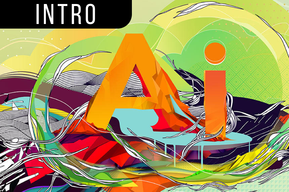 Intro to Adobe Illustrator - 12 hours