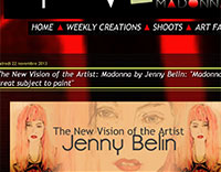 Madonna Art Vision