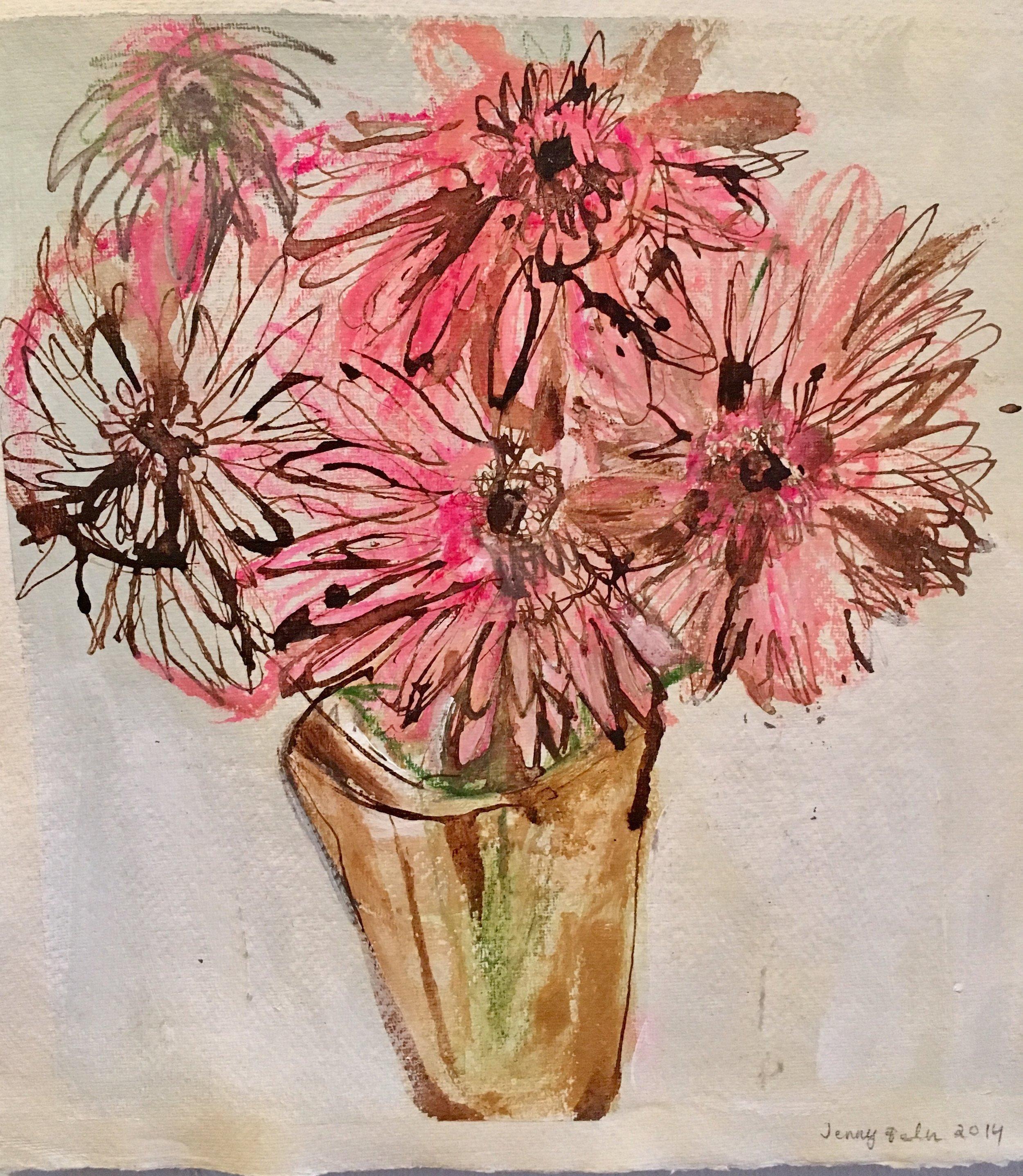 Jenny Belin_Shocking Fleurs.JPG