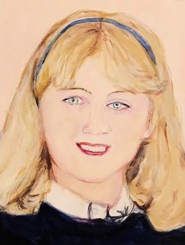 Christine Blasey Ford at 15