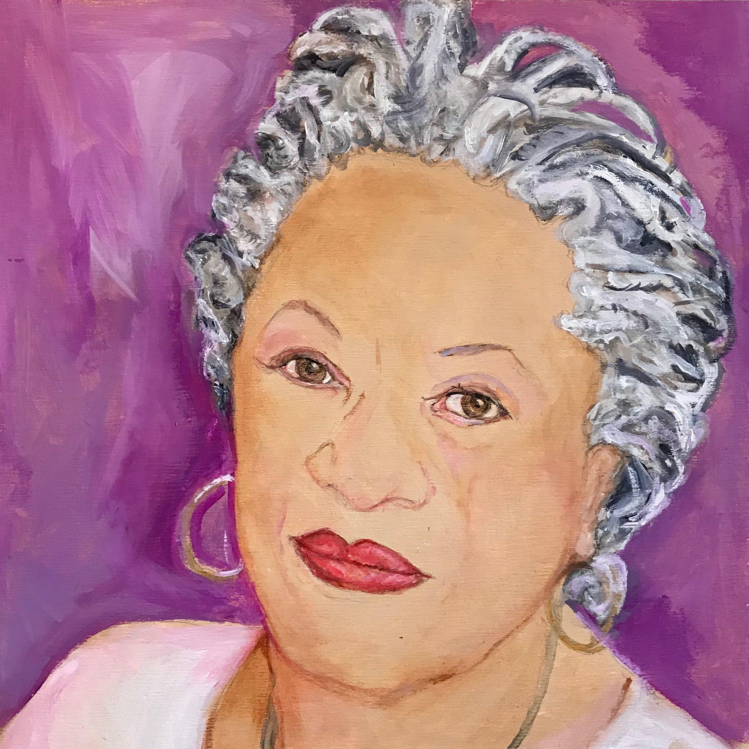 Toni Morrison, Dos