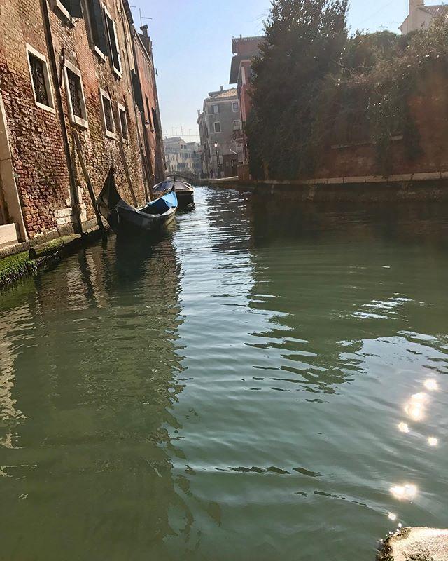 Take me back to Venice