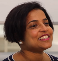 Rajitha Rajasingham, Delivery Director at Oreta. - My name's Rajitha Rajasinghamand I am a Delivery Director at Oreta. I grew up wanting to work in a bank.