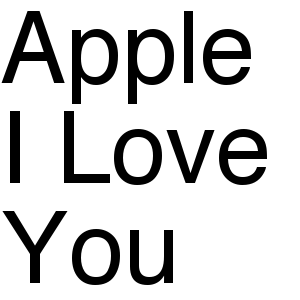 Apple I Love You.png
