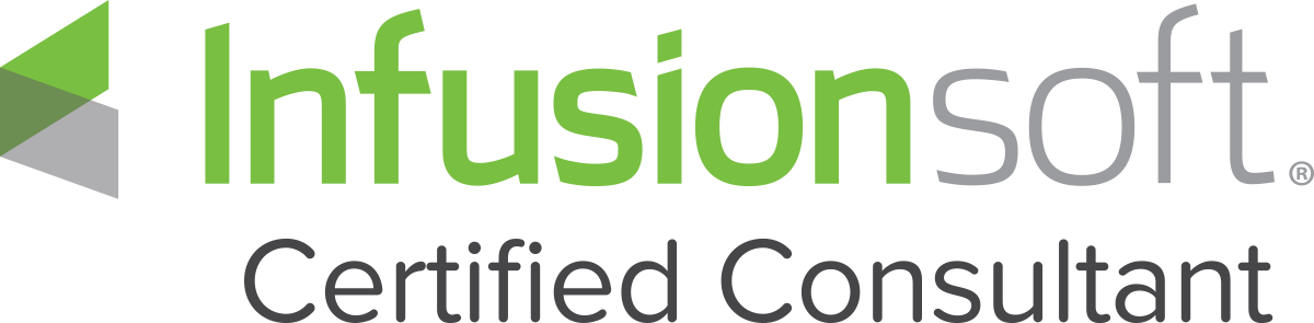 InfusionSoft Certified Consultant Logo - Trinity Business Solutions