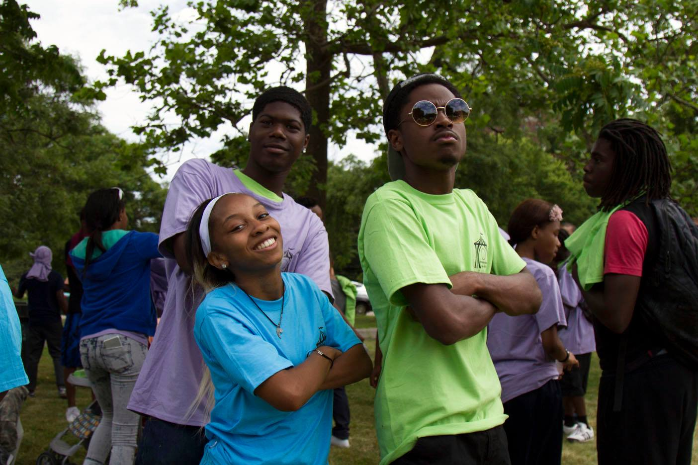 MID-SUMMER FUN FEST - Every year, our participants, alum, and staff unite to celebrate our summer program sessions.