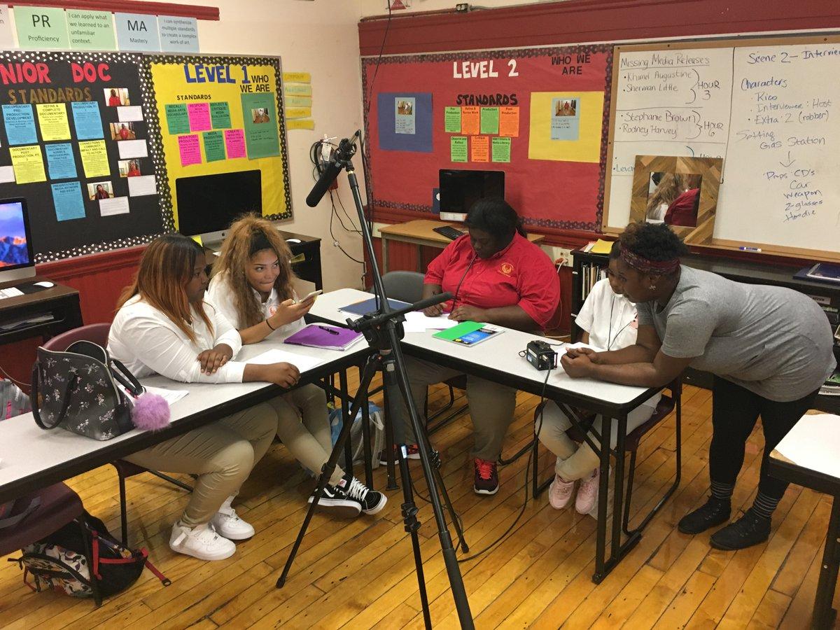 IN-SCHOOL PROGRAMS -