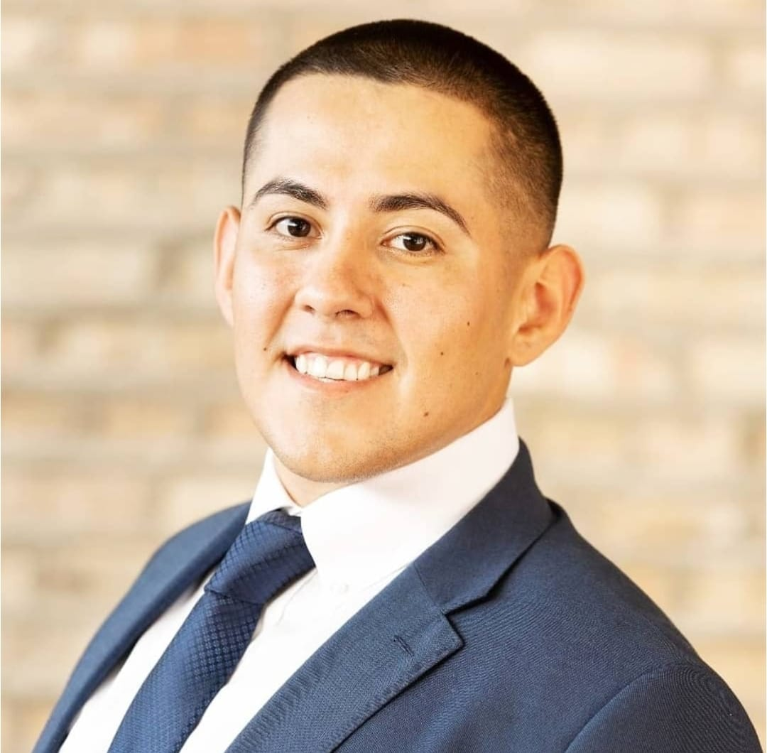 Twenty-four-year-old Cutberto 'Berto' Aguayo, a lifelong Back of the Yards resident and community organizer, is looking to unseat Ald. Raymond Lopez (15th Ward) in the upcoming 2019 municipal elections.  Photo courtesy of Facebook