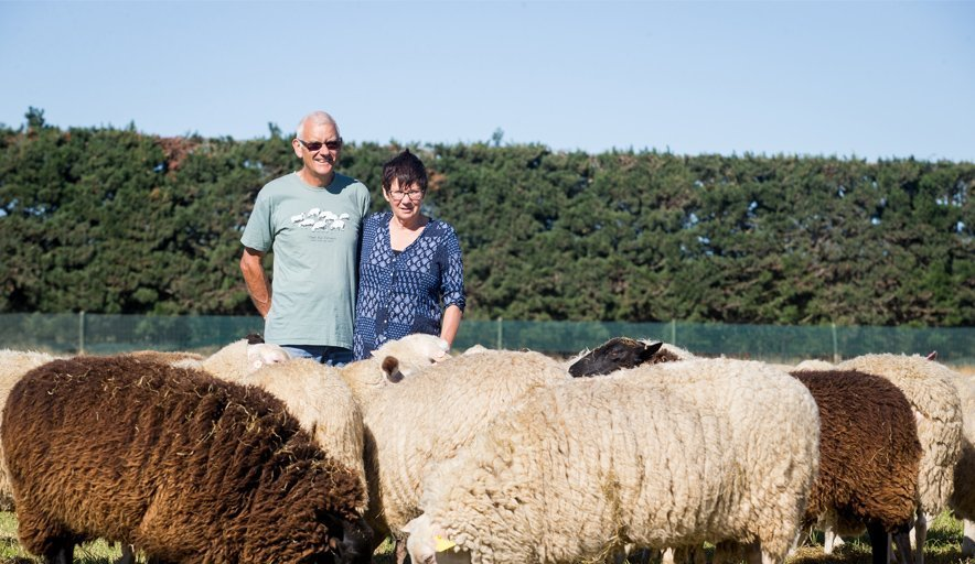 "Latitude Magazine (Issue 64 Mar-Apr 2019) - ""Sheep's milk may still seem a novelty to many Cantabrians, but a Charing Cross couple is hoping to change that with their lovingly handcrafted artisan sheep's milk products."""