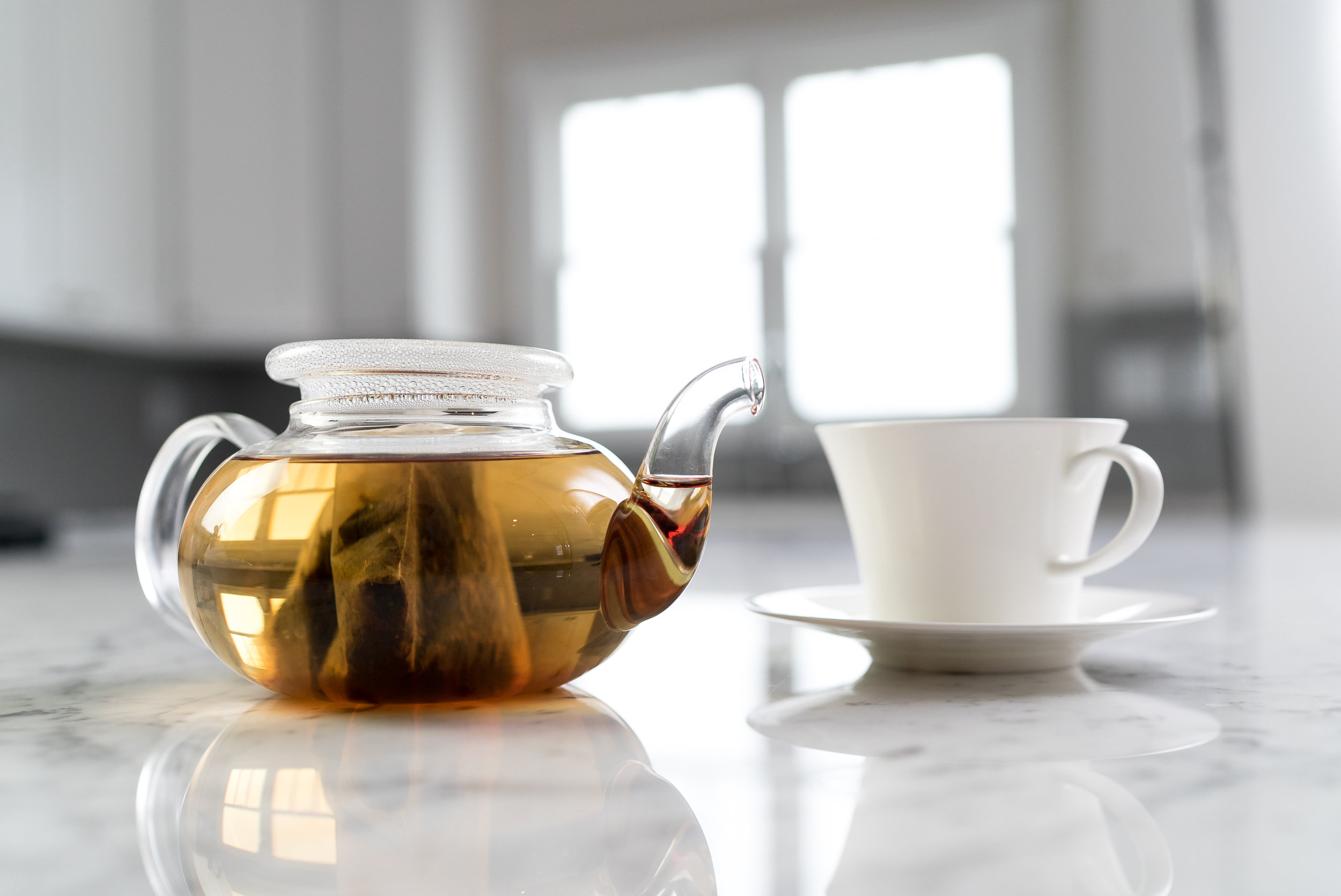 One Earth Tea Bags<br><strong>NONWOVEN NETWORK</strong>