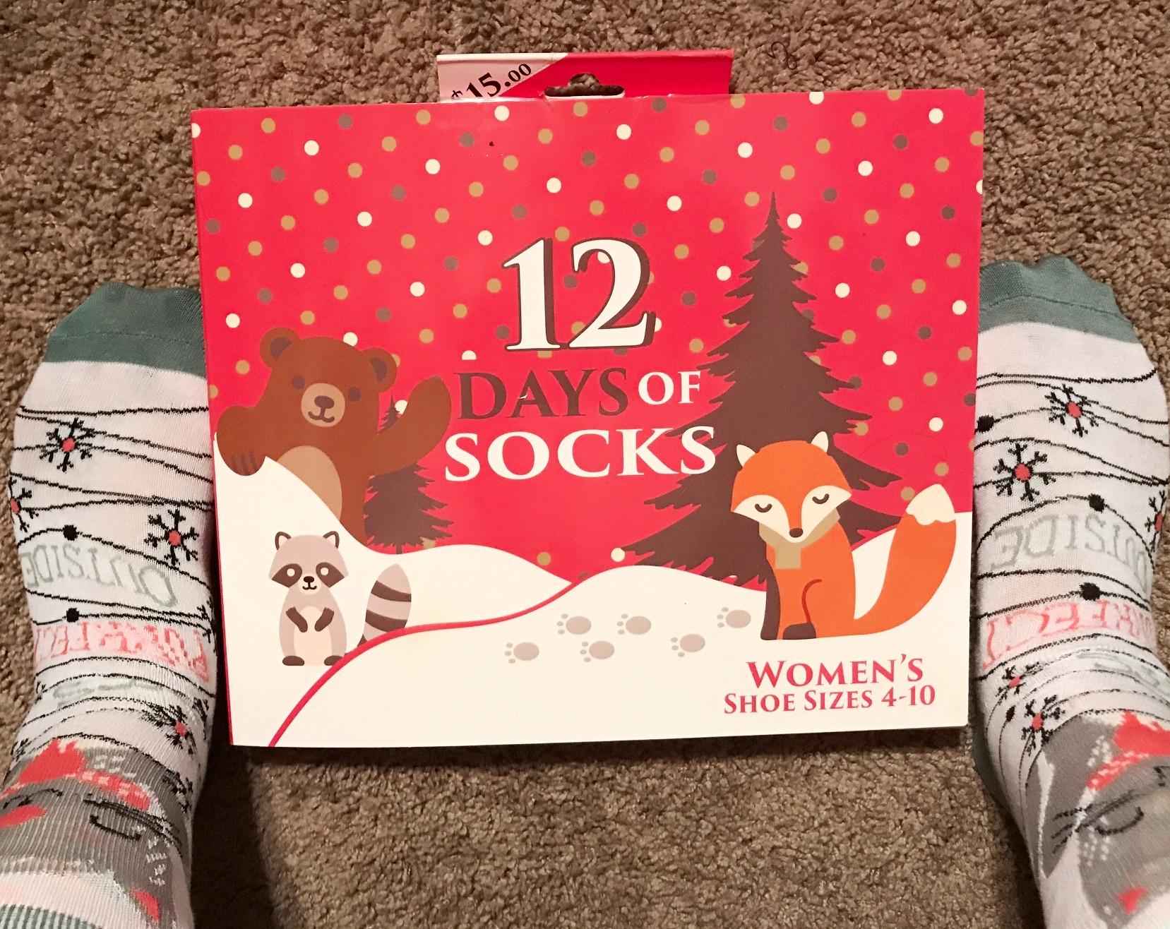 12 days of socks.JPG