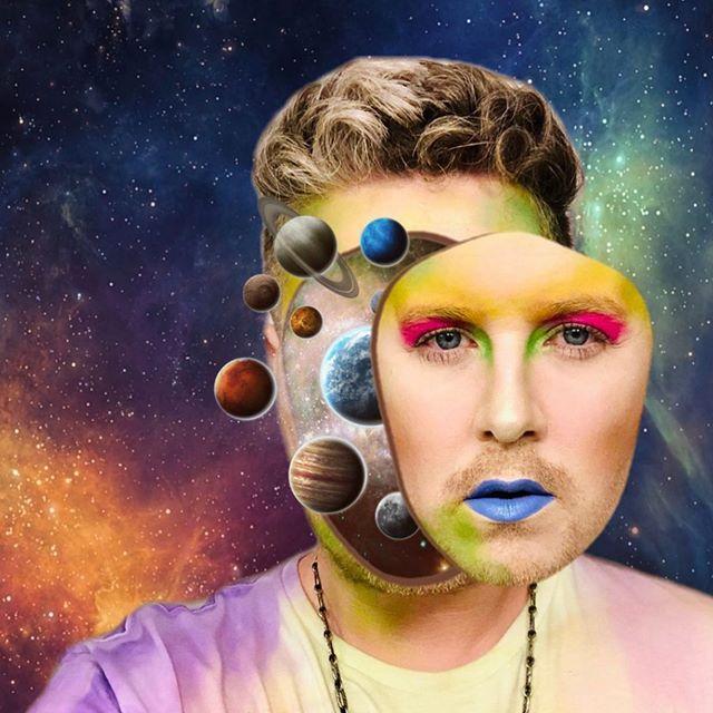 You dont even know me. 😵🥰😱 . . #art #artist #drag #coats #makeup #digitalart #digital #digitalartist #ihatehashtags